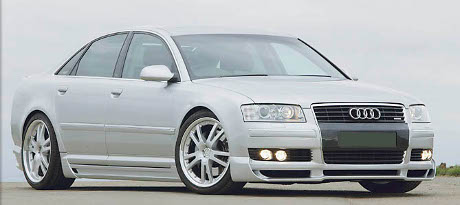 Audi A8 Tuning Car Tuning Central