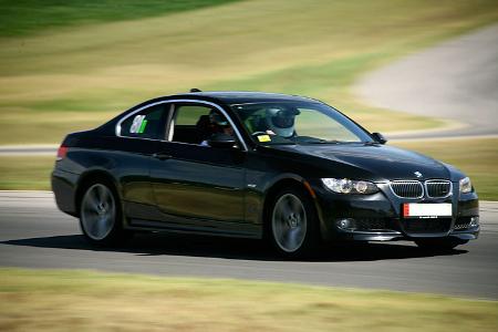 BMW on Track