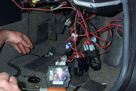 Wiring a Car Radio