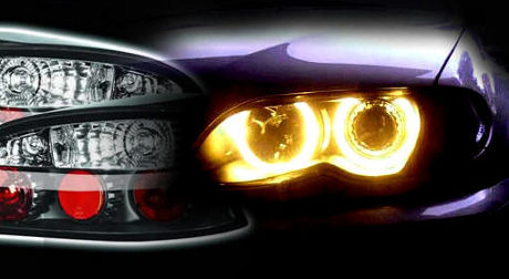 Lexus Car Lights