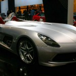 2009 Mercedes/McLaren SLR Stirling Moss