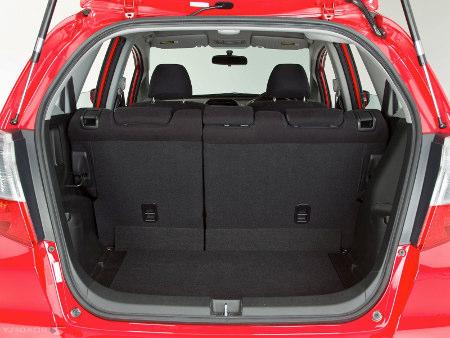 Car Cargo Space