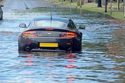 Car Water Damage