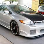 Honda Civic Si Tuning
