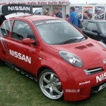 Nissan Micra Tuning