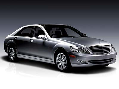 Mercedes Benz S600 Amg. The Mercedes Benz S 600 Guard