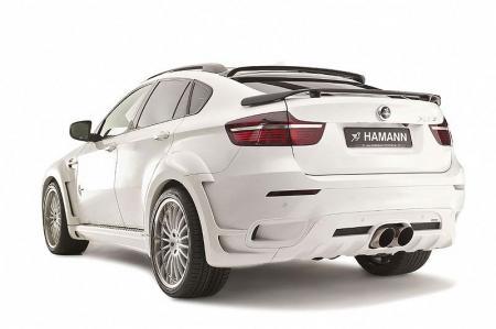 Hamann Tycoon Evo BMW X6 hamann tycoon evo bmw x6 2