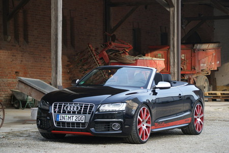 Audi S5 Cabrio Michelle Edition by MTM MTM S5 Cabrio Michelle Edition