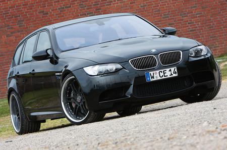Manhart BMW M3 V10 Touring Manhart BMW M3 50 V10 Touring 1