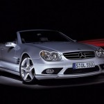 Mercedes Benz SL 55 AMG Technical Specifications