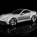 Mercedes Benz SLK 55 AMG Technical Specifications