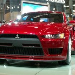 Mitsubishi Lancer Evolution VIII MR FQ-400 Technical Specifications