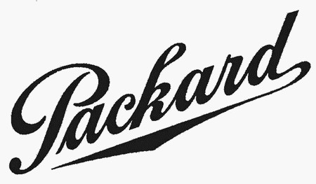 Packard Car Logo