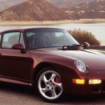 Porsche 911 Carrera 993 Technical Specifications