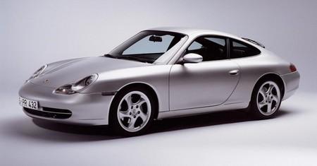 Porsche 911 Carrera 996