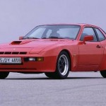 Porsche 924 Technical Specifications