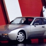 Porsche 944 Turbo Technical Specifications