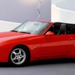 Porsche 968 Technical Specifications