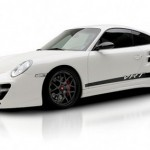 Porsche 997 Turbo Technical Specifications