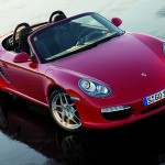 Porsche Boxster S Technical Specifications
