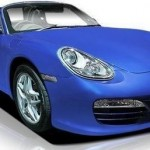 Porsche Boxster 987 Technical Specifications
