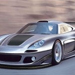 Porsche Carrera GT Technical Specifications