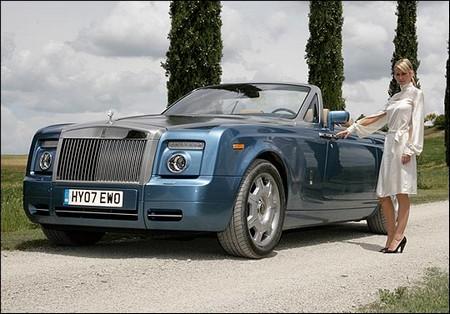 Rolls-Royce Girl 1