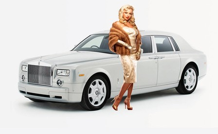 Rolls-Royce Girl