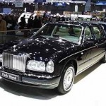 Rolls Royce Park Ward Technical Specifications