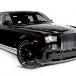 Rolls Royce Phantom Technical Specifications