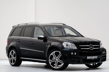 Mercedes-Benz GL 63 by Brabus