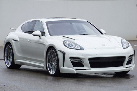 Tuning car pitures Fab-design-panamera-1