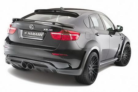 Bmw X6m Black. 670 hp BMW X6M Tycoon by