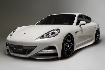 WALD Porsche Panamera porsche panamera by wald international