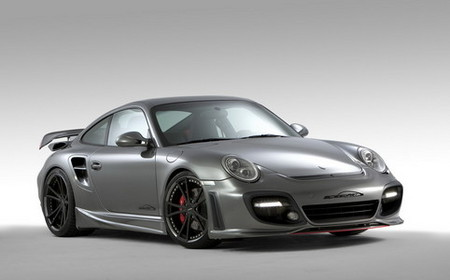 speedART 2010 Porsche 997 Turbo speedart 2010 911 turbo 2