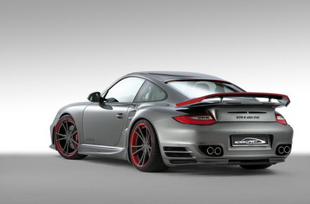 speedART 2010 Porsche 997 Turbo speedart 2010 911 turbo 3