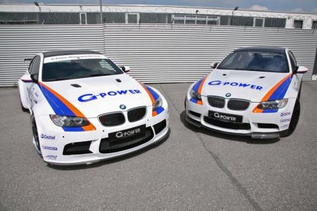 G Power presents M3 GT2S and Tornado CS Clubsport g power m3 1