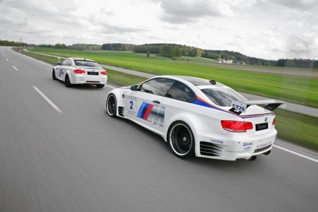 G Power presents M3 GT2S and Tornado CS Clubsport g power m3 3