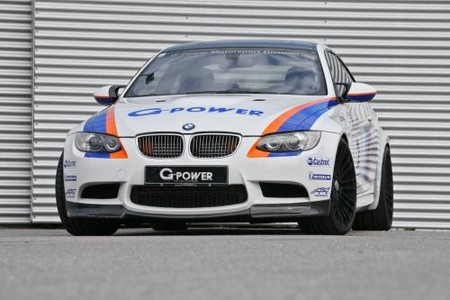 G Power presents M3 GT2S and Tornado CS Clubsport g power m3 5