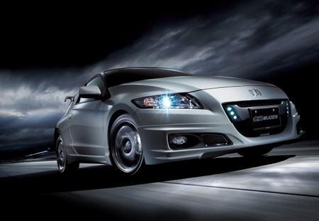 Mugen kit for Honda CR Z announced honda cr z mugen