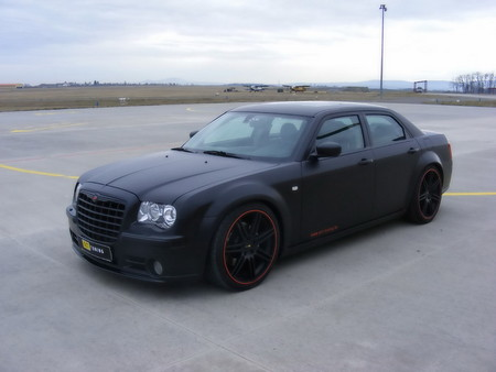 chrysler 300c rim. O.CT Tuning Chrysler 300C oct