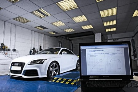 Superchips Audi TT RS superchips audi ttrs