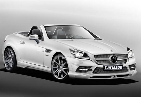Mercedes SLK 2012 by Carlsson Carlsson 2012 Mercedes SLK 1