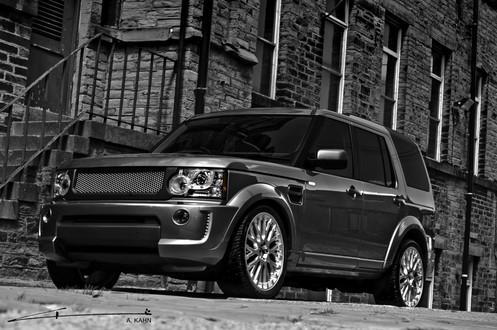 Land Rover LR4 by Project Kahn Kahn Design Range Rover Discovery LR4 1