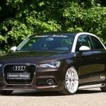 Audi A1 Visits Senner Again