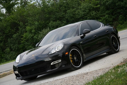 Porsche Panamera by Switzer Performance Switzer Porsche Panamera P680 2