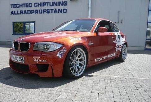 TechTec BMW 1M Coupe TechTec bmw 1m 1