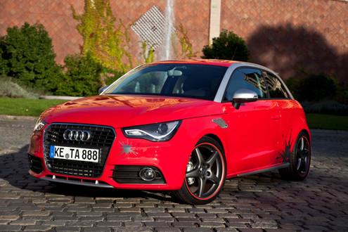 Audi A1 by ABT abt audi a1 tfsi 1