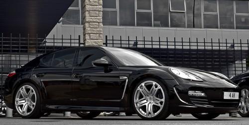 Porsche Panamera Project Kahn kahn new panamera 1