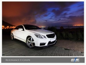 RevoZport Mercedes E Coupe and Cabrio RevoZport 300x225